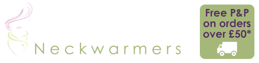 Sew Nice Neck Warmers Logo